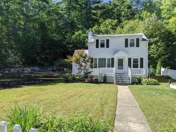 112 N Brookfield Rd, Oakham, MA 01068 (MLS #72734426) :: Anytime Realty