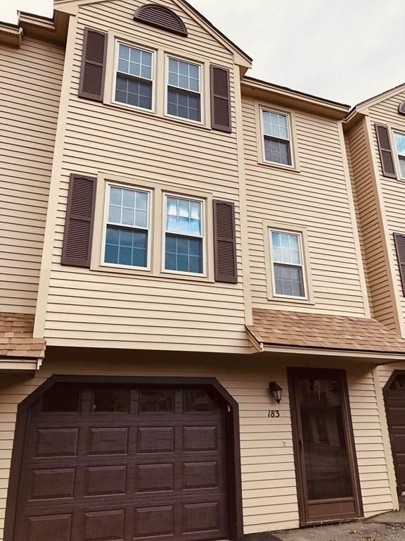 183 Morgan Drive #183, Haverhill, MA 01832 (MLS #72735272) :: The Duffy Home Selling Team