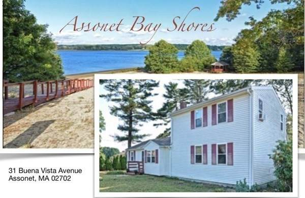 31 Buena Vista Ave, Freetown, MA 02702 (MLS #72736797) :: RE/MAX Unlimited
