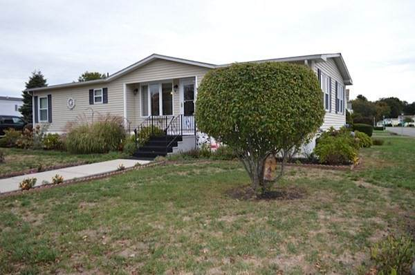 193 Tremont #32, Taunton, MA 02780 (MLS #72738020) :: RE/MAX Unlimited