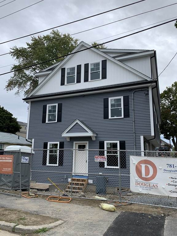 59 Gale Street #1, Waltham, MA 02453 (MLS #72738331) :: Westcott Properties