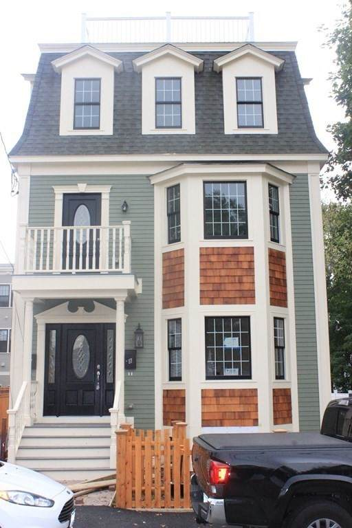 6 Richardson St A, Winchester, MA 01890 (MLS #72739580) :: Taylor & Lior Team