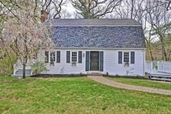 16 Oak Hill Rd, Wayland, MA 01778 (MLS #72740971) :: EXIT Cape Realty
