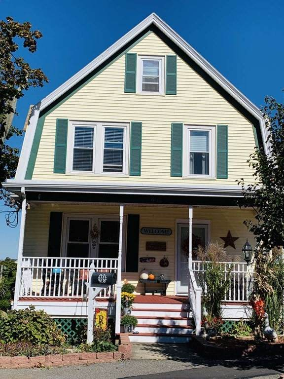 609 Mountain Ave, Revere, MA 02151 (MLS #72740972) :: Zack Harwood Real Estate | Berkshire Hathaway HomeServices Warren Residential
