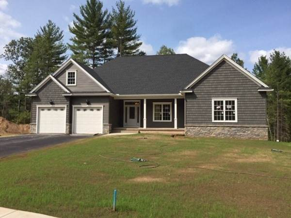 40 Redstone Drive, East Longmeadow, MA 01028 (MLS #72741889) :: NRG Real Estate Services, Inc.