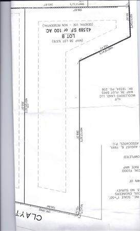 Lot B Clayton Road, Middleboro, MA 02346 (MLS #72741950) :: Revolution Realty
