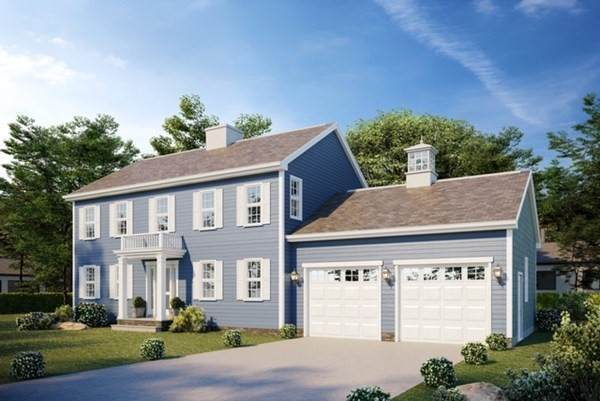 3 Barrows Brook Circle (Lot 16), Kingston, MA 02364 (MLS #72742012) :: Kinlin Grover Real Estate