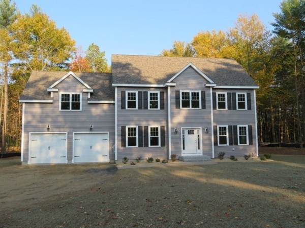 461 Boston Road, Groton, MA 01450 (MLS #72742713) :: Kinlin Grover Real Estate
