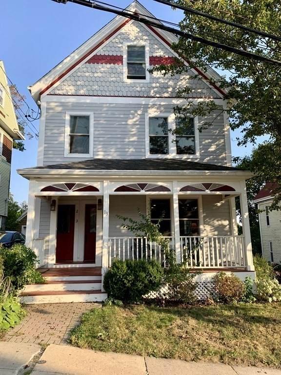13 Fairview #1, Boston, MA 02131 (MLS #72742833) :: Berkshire Hathaway HomeServices Warren Residential