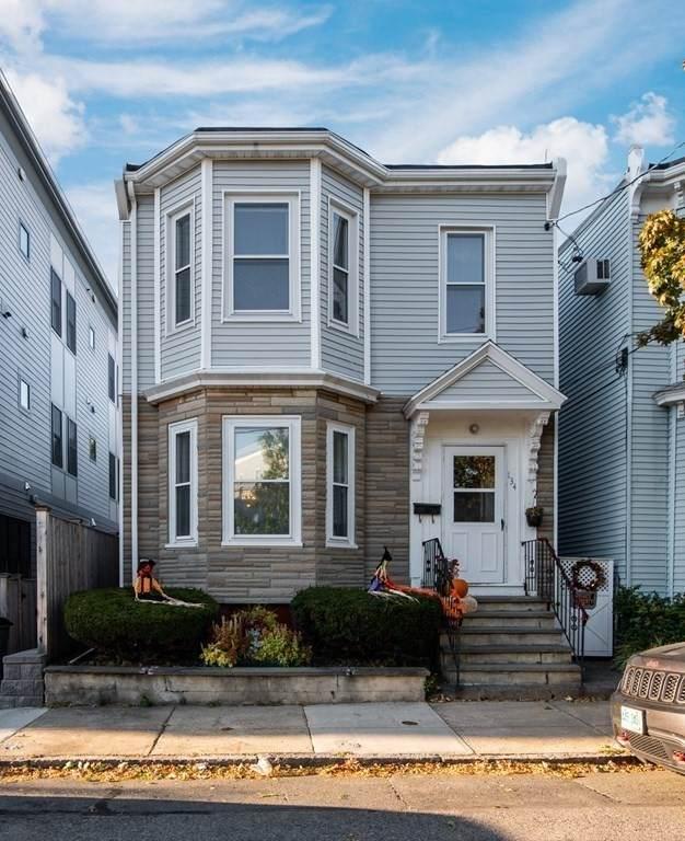 134 Coleridge Street, Boston, MA 02128 (MLS #72743228) :: Taylor & Lior Team