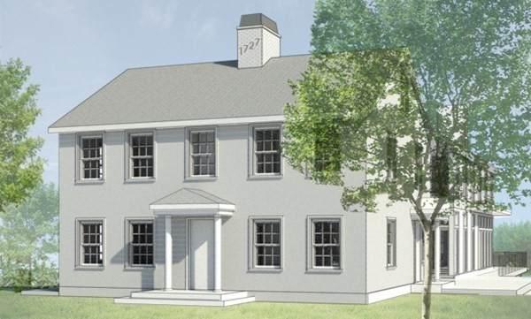 29 Greenwood St, Newton, MA 02459 (MLS #72743688) :: Cosmopolitan Real Estate Inc.