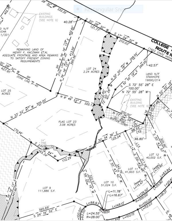 Lot 24 College Highway, Southwick, MA 01077 (MLS #72744101) :: Conway Cityside