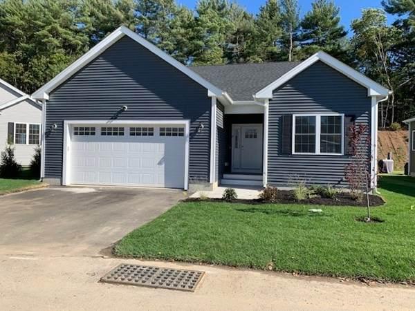 9 Morgan Circle #5, Boylston, MA 01505 (MLS #72744210) :: The Duffy Home Selling Team