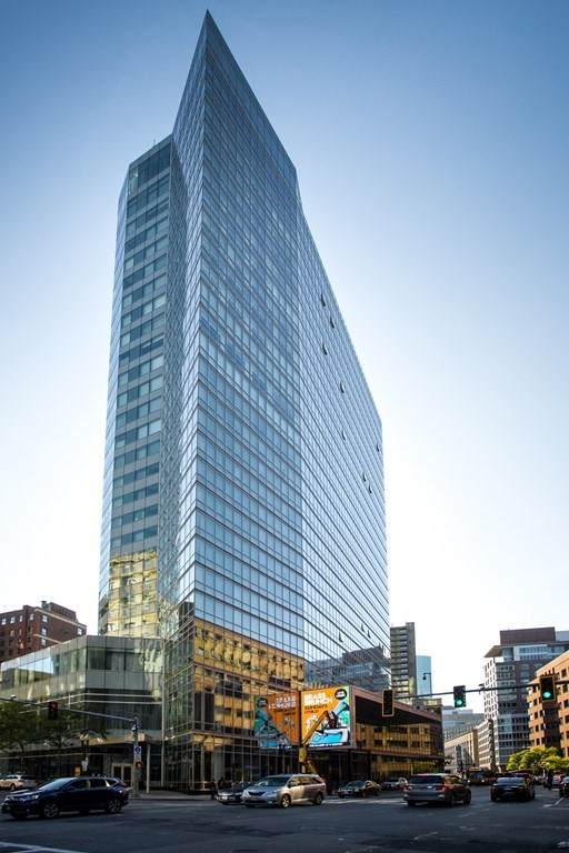 110 Stuart Street 18B, Boston, MA 02116 (MLS #72744888) :: DNA Realty Group