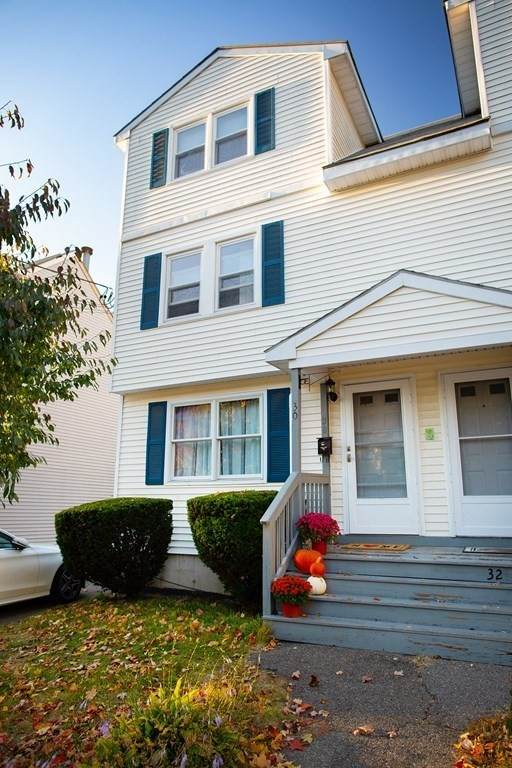 30 Arlington St A, Haverhill, MA 01830 (MLS #72745183) :: Maloney Properties Real Estate Brokerage