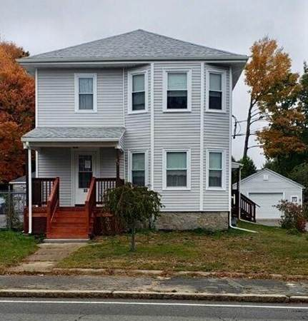 33 Oak St, Brockton, MA 02301 (MLS #72745323) :: Exit Realty