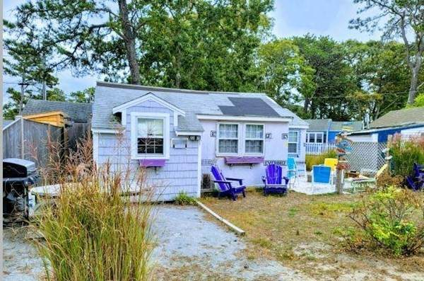 258 Old Wharf Road #49, Dennis, MA 02639 (MLS #72745603) :: The Duffy Home Selling Team