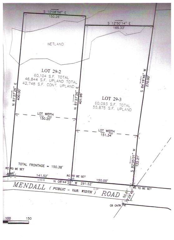 Lot 29-3 Mendall Road, Acushnet, MA 02743 (MLS #72745662) :: RE/MAX Vantage
