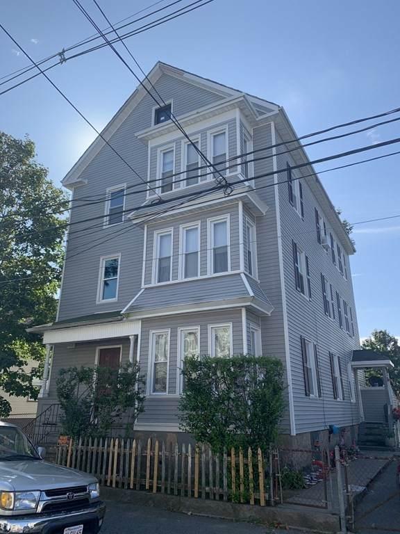 6 Studley St, New Bedford, MA 02740 (MLS #72745748) :: RE/MAX Vantage