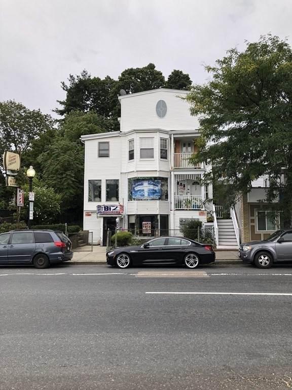 1557 Blue Hill Avenue, Boston, MA 02126 (MLS #72746789) :: Team Roso-RE/MAX Vantage