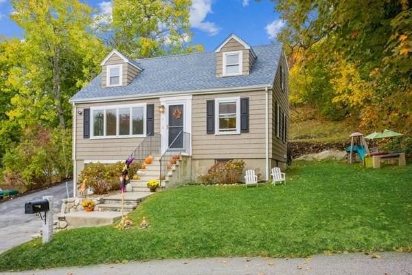 4 Glen Road, Woburn, MA 01801 (MLS #72746854) :: Cosmopolitan Real Estate Inc.