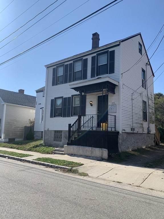 195 Cedar St., New Bedford, MA 02740 (MLS #72747169) :: RE/MAX Vantage