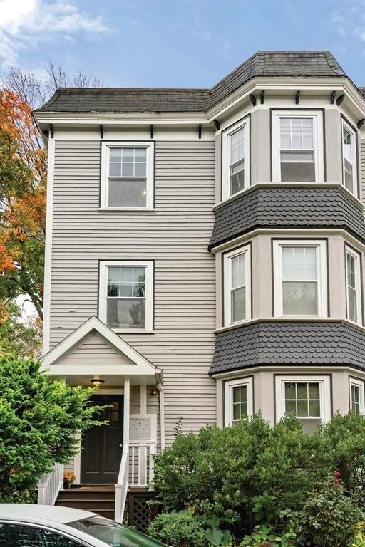 25 Romsey Street #3, Boston, MA 02125 (MLS #72747233) :: RE/MAX Unlimited