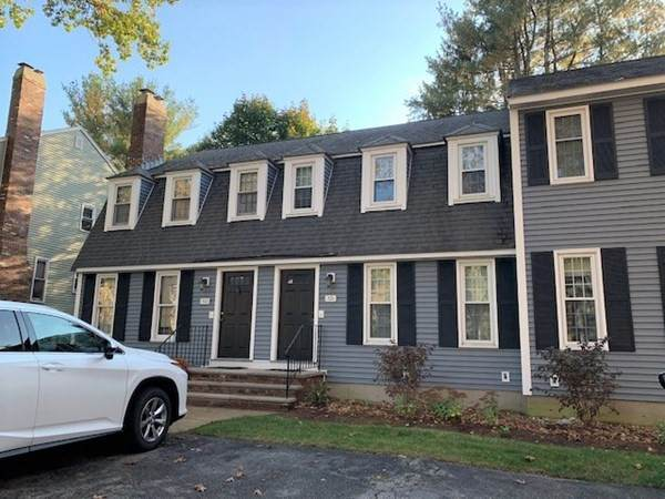 20 Woodland Dr. #321, Lowell, MA 01852 (MLS #72747670) :: Parrott Realty Group