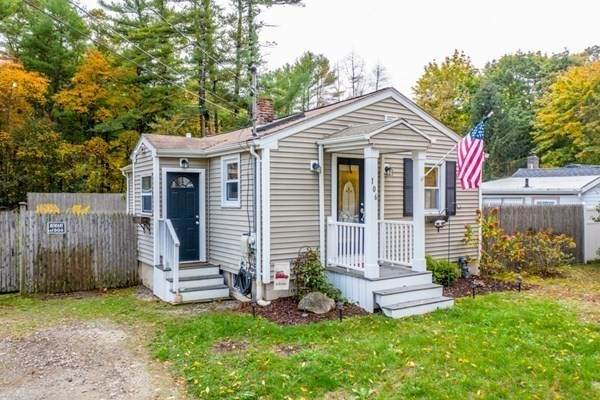 106 Peckham Road, Acushnet, MA 02743 (MLS #72747806) :: RE/MAX Vantage