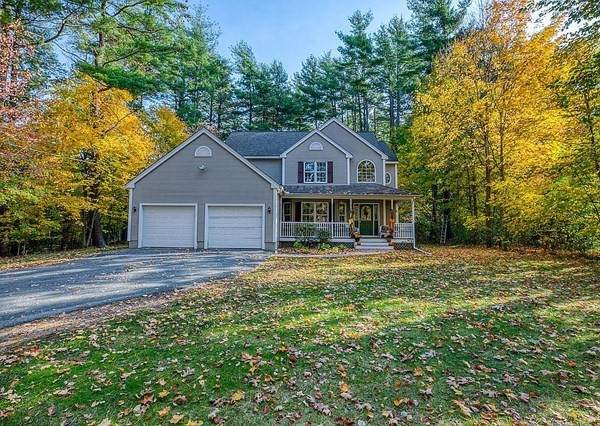 192 Stony Hill Rd, Wilbraham, MA 01095 (MLS #72747994) :: NRG Real Estate Services, Inc.