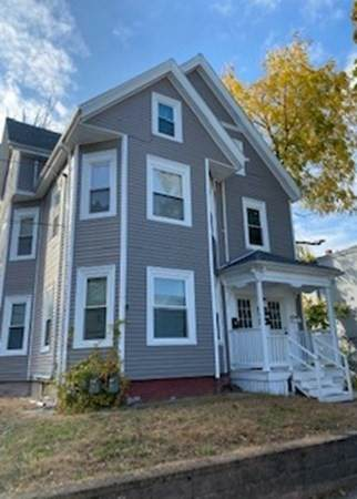 154 N Warren Ave, Brockton, MA 02301 (MLS #72748031) :: RE/MAX Vantage