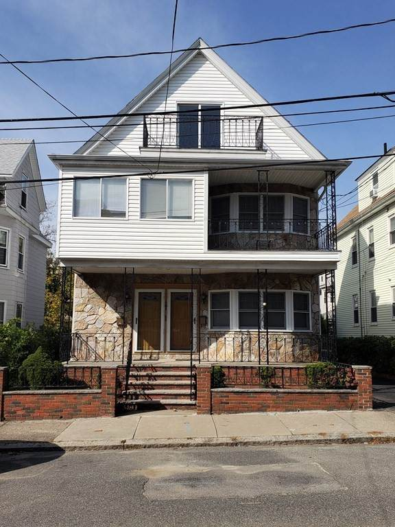 27 Garrison Ave, Somerville, MA 02144 (MLS #72748164) :: Anytime Realty