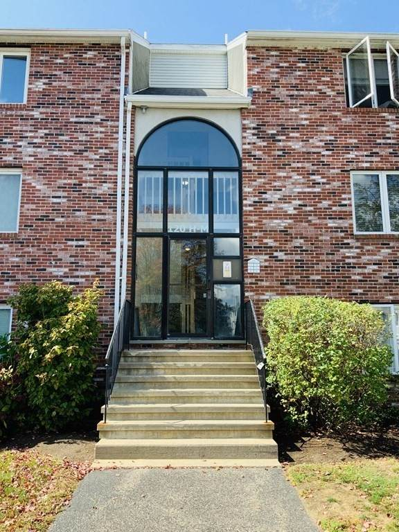 120 Burkhall Street J, Weymouth, MA 02190 (MLS #72748211) :: Maloney Properties Real Estate Brokerage