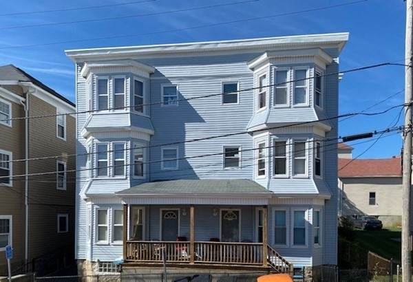 121 Choate St, Fall River, MA 02723 (MLS #72748280) :: DNA Realty Group