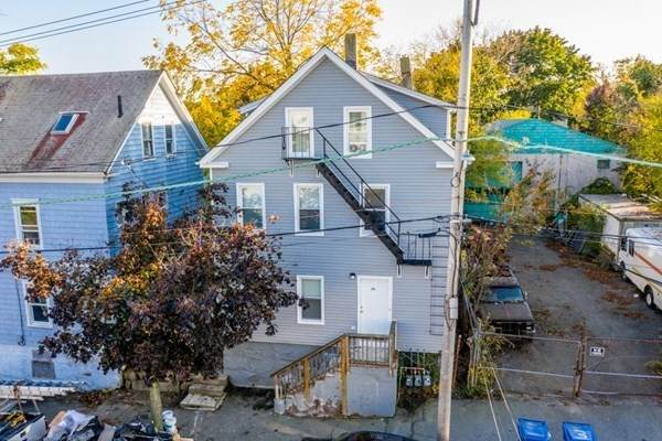 28 Linden St, New Bedford, MA 02740 (MLS #72748359) :: The Seyboth Team