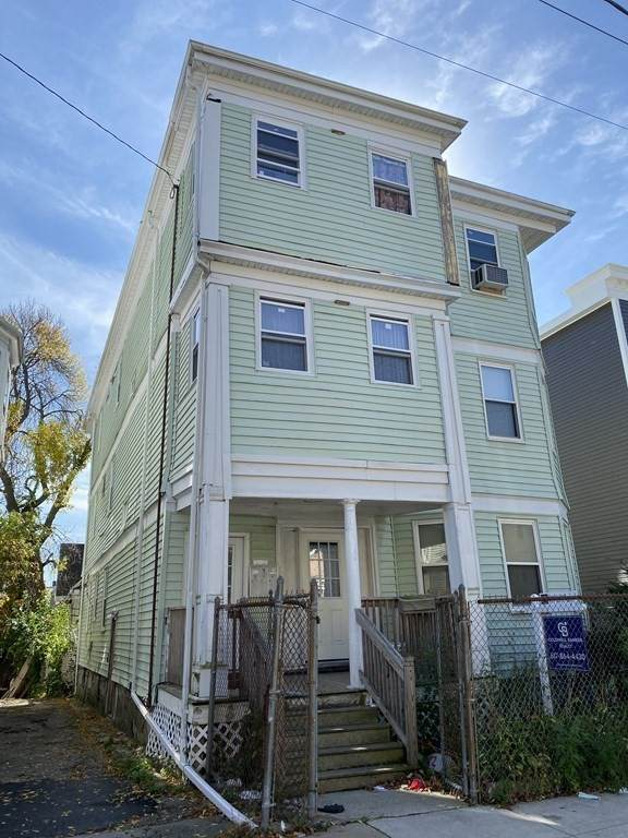22 Browning Avenue, Boston, MA 02124 (MLS #72748592) :: RE/MAX Unlimited
