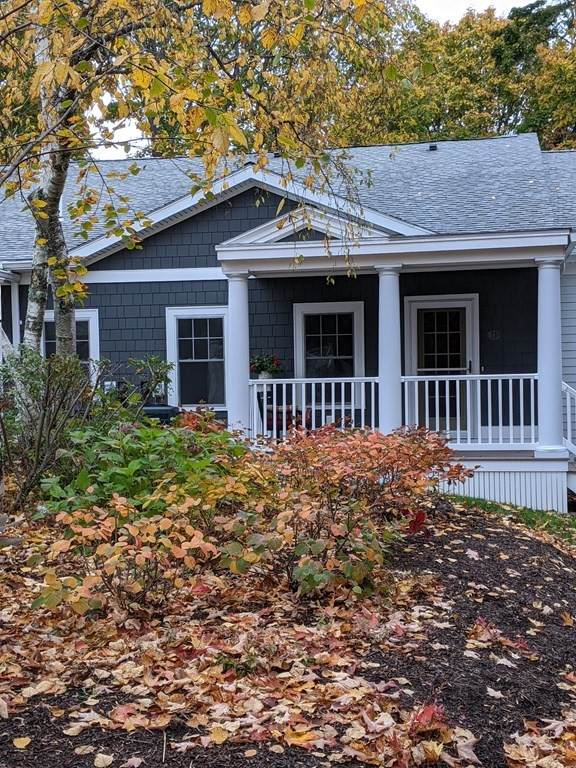 16 Green St #11, Ipswich, MA 01938 (MLS #72748791) :: Anytime Realty