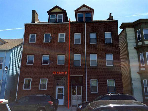 33 Havre St, Boston, MA 02128 (MLS #72749883) :: The Gillach Group