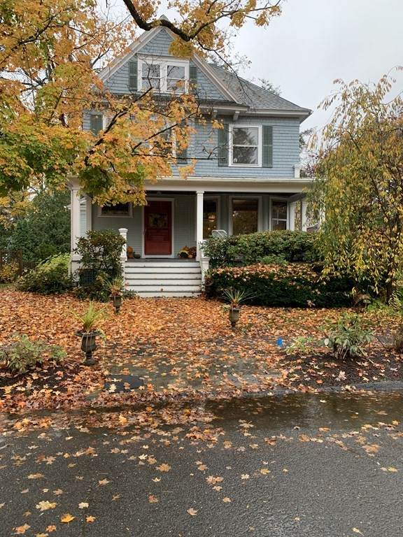 16 Forbes Ave, Northampton, MA 01060 (MLS #72750716) :: Trust Realty One