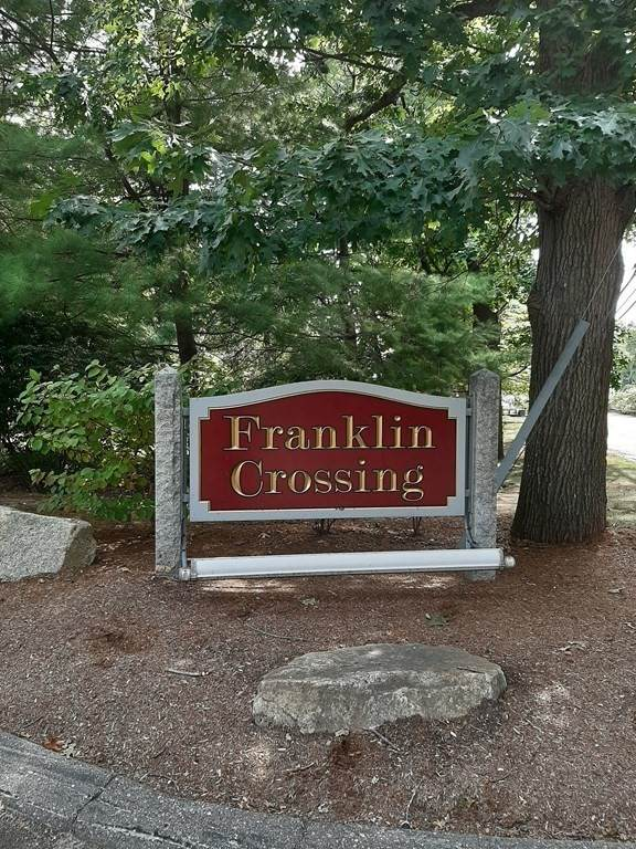 2405 Franklin Crossing Rd #2405, Franklin, MA 02038 (MLS #72750979) :: Trust Realty One