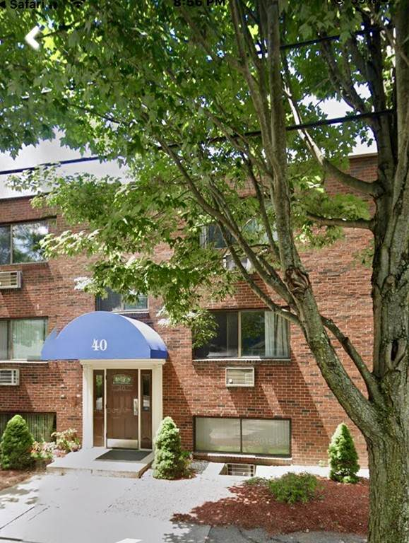 40 Clifton St #22, Cambridge, MA 02140 (MLS #72751354) :: Ponte Realty Group