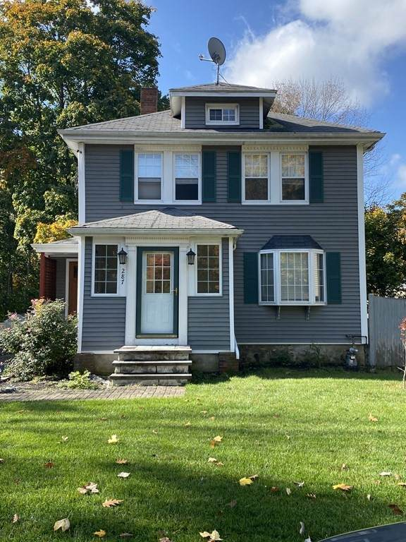 287 Pleasant Street, Canton, MA 02021 (MLS #72751911) :: EXIT Cape Realty