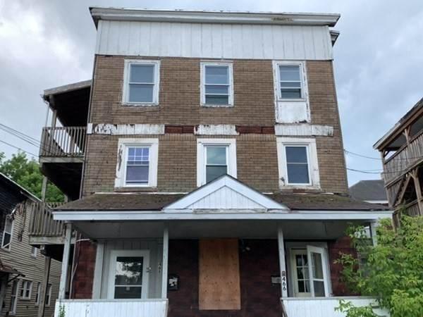 466 Fenn St, Pittsfield, MA 01201 (MLS #72752436) :: Westcott Properties