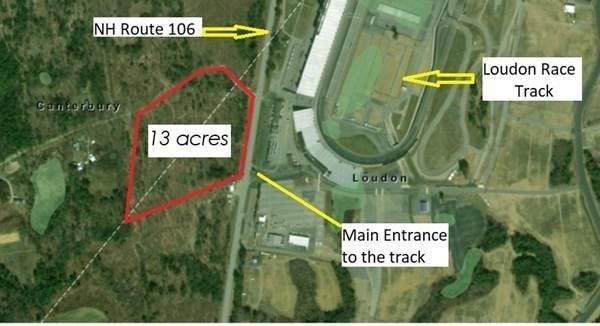 0 Nh Route 106, Loudon, NH 03307 (MLS #72752805) :: Westcott Properties