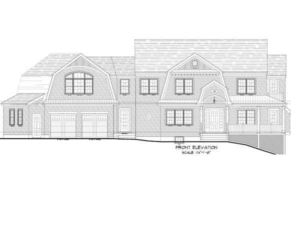 Lot 14 Heritage Lane, Cohasset, MA 02025 (MLS #72753602) :: Cosmopolitan Real Estate Inc.
