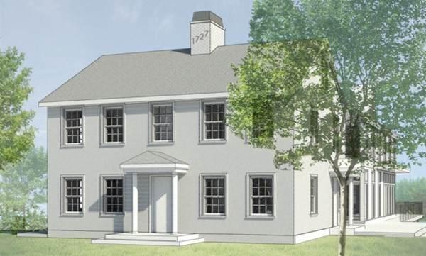 29 Greenwood St, Newton, MA 02459 (MLS #72753769) :: Cosmopolitan Real Estate Inc.