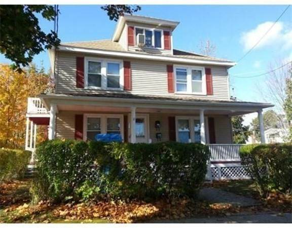 460 Clarendon Street, Fitchburg, MA 01420 (MLS #72755071) :: Kinlin Grover Real Estate