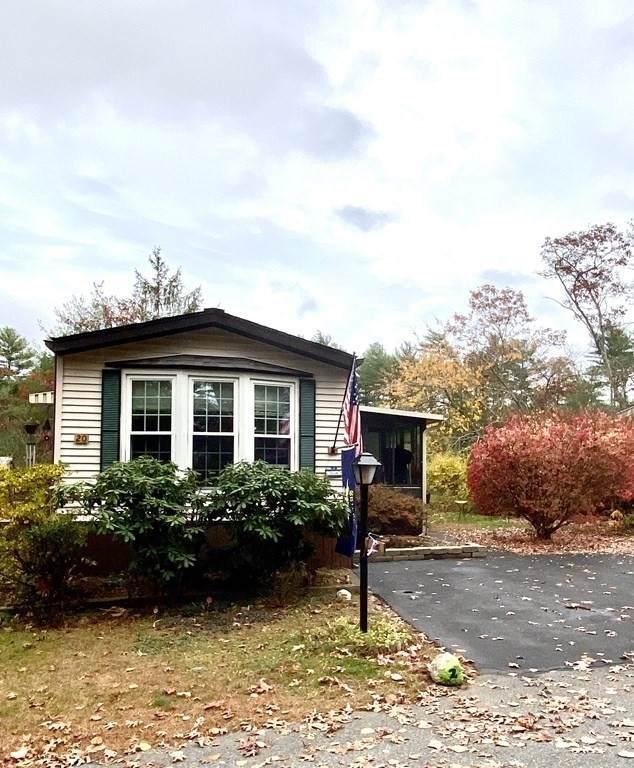 20 Truman Ct, Carver, MA 02330 (MLS #72756898) :: Maloney Properties Real Estate Brokerage