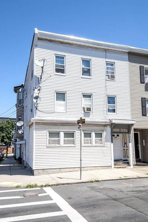 154 Everett St, Boston, MA 02128 (MLS #72757151) :: The Gillach Group