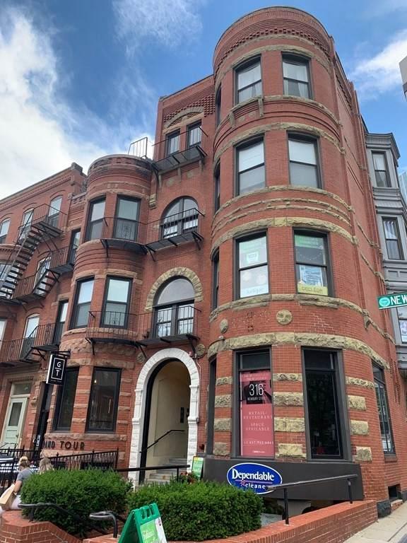 316 Newbury Street, Boston, MA 02115 (MLS #72757775) :: RE/MAX Vantage